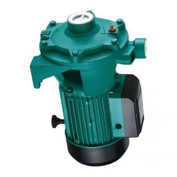 Toko SQP4-66-86D-18 Double Vane Pump