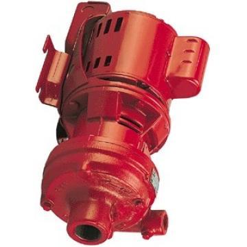 Toko SQP311-25-11-5-86CDD-18 Triple Vane Pump